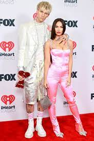 Machine Gun Kelly Flirts with Megan Fox ...