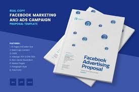 facebook marketing ads proposal by afahmy on envato elements