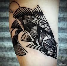 20 карточек в коллекции геометрические татуировки животных