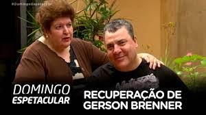 Família de Gerson Brenner fala sobre recuperação do ator após grave  pneumonia - YouTube