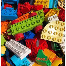Gạch LEGO CHÍNH HÃNG loại lớn, đã vệ sinh, gạch xếp hình bán theo kg. tại  TP. Hồ Chí Minh