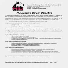 career goals for resume job objective resume examples inspirational career goals examples