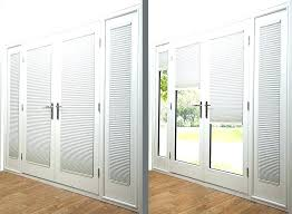 window with blinds inside doors with blinds inside french doors with blinds between glass org for