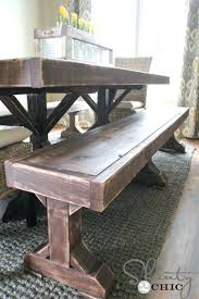 make your own kitchen table sweet make your own kitchen table bench super best dining ideas