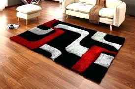 black rugs for bedroom large