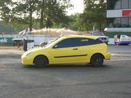 2003 Ford Focus ZX3 1/4 mile Drag Racing timeslip specs 0-60 ...