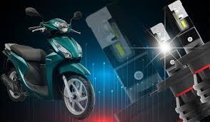 Đèn led xe máy chính hãng Owleye M502 chân H4 siêu sáng cho Vision -  LadiPage - Owleye.vn