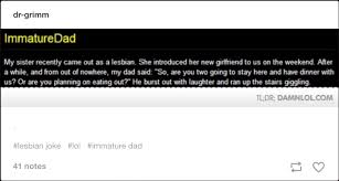 Gay and lesbian jokes
