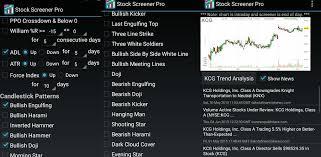Stock Screener Pro