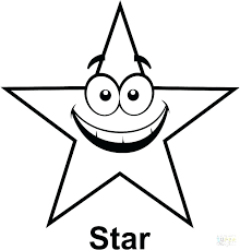 colouring pages stars. Simple Colouring Shooting Star Coloring Pages Stars Appealing  For Colouring Pages Stars A