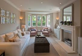 living room arrangements for long narrow rooms. middleway, london - transitional living room other metro peach studio // long layout with mirror above fireplace arrangements for narrow rooms