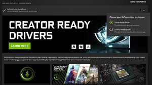 Online Menu Creator Available Now Creator Ready Drivers Supercharge Creative Apps