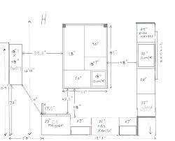 standard wall cabinet heights examples oven dimensions measurements kitchen height