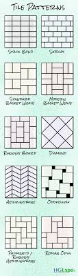 Kitchen Tile Floor Patterns 17 Best Ideas About Tile Floor Patterns On Pinterest Tile Floor