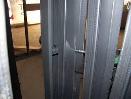 Decorating commercial door installation photographs : Installing Welded Hollow Metal Door Frames - Buildipedia