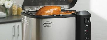 erball electric turkey fryer review