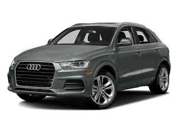 New Audi Special Lease Price On This Luxury Small Suv From