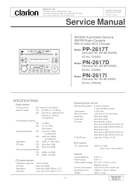 clarion wiring diagram diagram images wiring diagram Db345mp Clarion Wiring Diagram clarion stereo wiring diagram 305 clarion cz305 wiring diagram estereo xtrail clarion pp 2617t documents estereo Clarion NX409 Wiring Harness Diagram