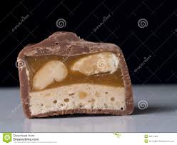chocolate candy bars with nuts. Exellent Nuts Cross Section Of Candy Bar In Chocolate Bars With Nuts