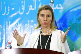 Hasil gambar untuk Federica Mogherini