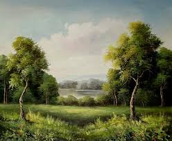 landscape oil painting classical 034 paintings for cl034 10