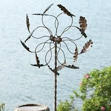 metal wind spinners metal wind spinner kinetic garden sculpture sweet inspiration kinetic garden spinner interesting decoration