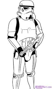 Star Wars Stormtrooper Coloring Pages Printable Coloring Home