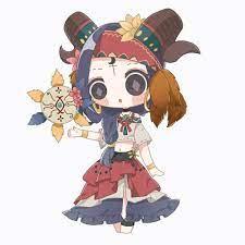 Ghim của Nakami Sumia trên Identity V   Ảnh hoạt hình chibi, Hoạt hình