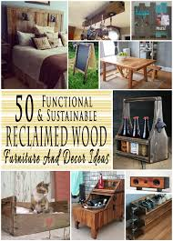 reclaimed wood furniture ideas. 50 reclaimed wood furniture and decor ideas d