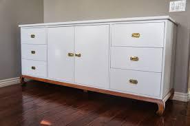 diy lacquer furniture. white lacquer console diy furniture e