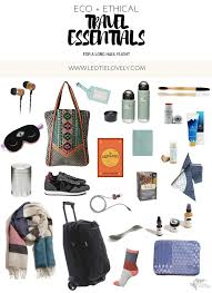 Design Essentials Travel Size 22 Must Haves For Eco Friendly Travel Travel Essentials