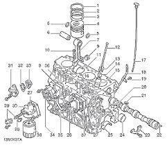 nissan engine diagram <b>engine< b> overhaul manual