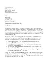 Raise Request 50 Best Salary Increase Letters How To Ask For A Raise
