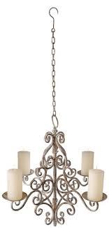 esschert design aged metal chandelier am06 8714982040702 trends vision