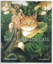 this charming book recreates famous pre raphaelite paintings using cats instead of people susan herbert is one of the most distinctive contemporary cat