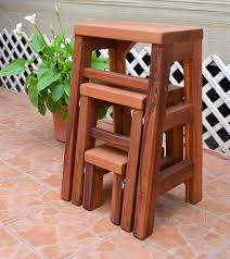 Decorative Step Stools Kitchen Diy Makeovers That Transform The Ikea Bekvam Step Stool Top