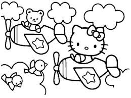 Small Picture Coloring Pages Printable Hello Kitty Coloring Pages Coloring Me