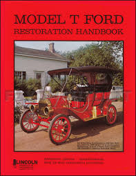 1926 1927 ford model t wiring diagram manual reprint model t ford restoration handbook 150 photos top work