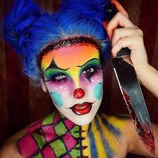 clown makeup 23