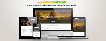 Business Portfolio Template Inspirnation An Inspirational Responsive Business