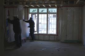insulation whole drywall