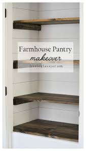 Cool Ideas Kitchen Pantry Shelves Excellent Best 20 Shelving On Pinterest