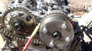 how to assemble engine vvt i toyota part timing chain setup how to assemble engine vvt i toyota part 30 timing chain setup and installation