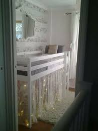 kids bedroom for girls. Perfect For Cute Idea For A Little Girls Room With Mid Sleeper Lace And Fairy Lights To Kids Bedroom For Girls E
