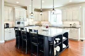 6 foot kitchen island with seating in 8 prepare 14