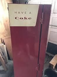 In Working Order As A Vending Machine Cool ORIGINAL VINTAGE COCA Cola Bottled Vending Machine In Working