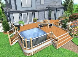 Backyard Decking Designs Awesome Best 48 Backyard Deck Designs Ideas On Pinterest Backyard Decks