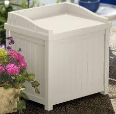 outdoor storage boxes plastic. suncast garden storage boxes resin small deck box seat outdoor plastic