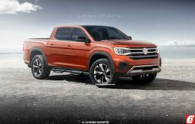 2022 Volkswagen Amarok: Envisaging A Ford Ranger-Based Truck For ...