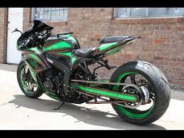 honda cbr custom sport bikes youtube